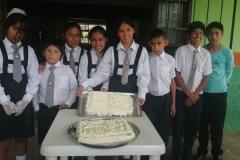 La torta della  Prima Comunione