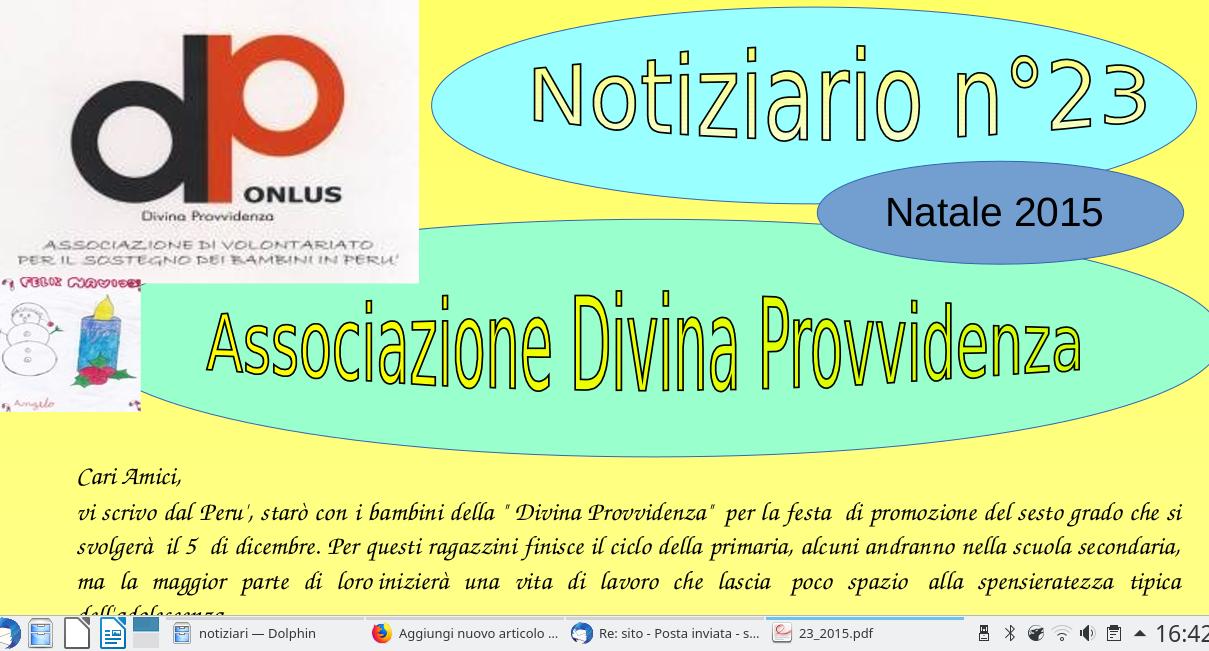 Associazione Divina Provvidenza