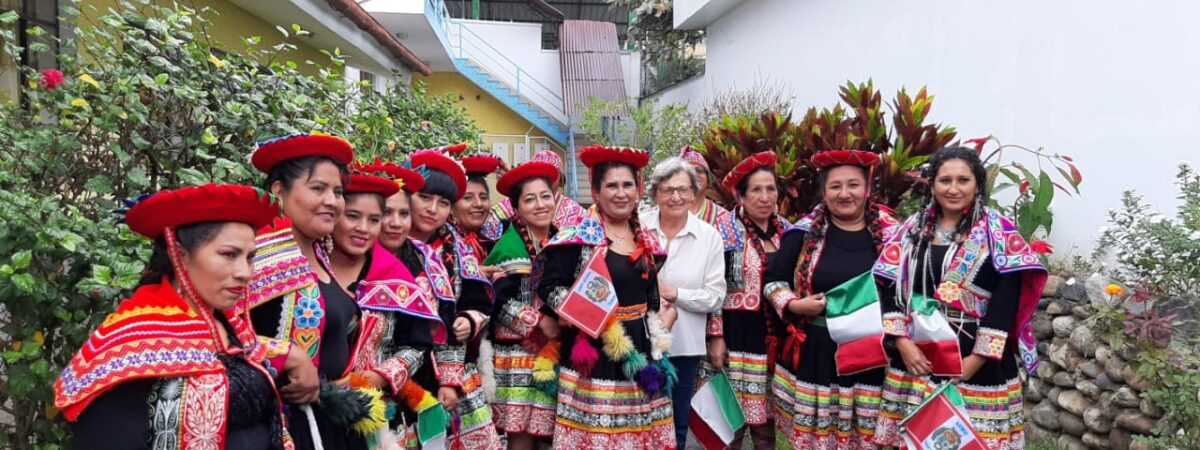 I mille colori del Peru